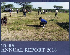 TCRS Annual Report 2018